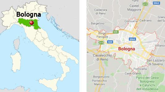 Bologna Touristische Informationen Sehenswurdigkeiten