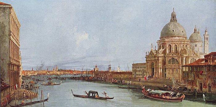 Canaletto malt Venedig (2): Der Canale Grande und andere Veduten von Venedig