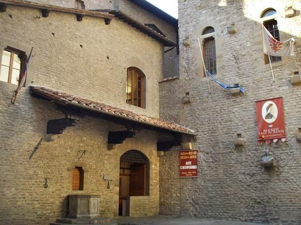 Dante alighieri for Casa moderna wiki