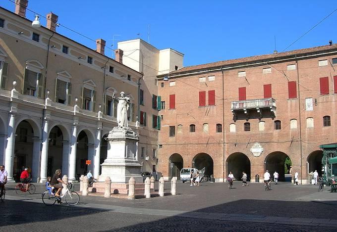 Wetter Ferrara