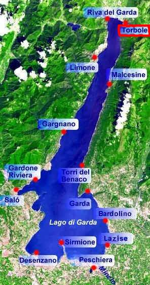 Nago Torbole Am Gardasee Fotos Und Infos