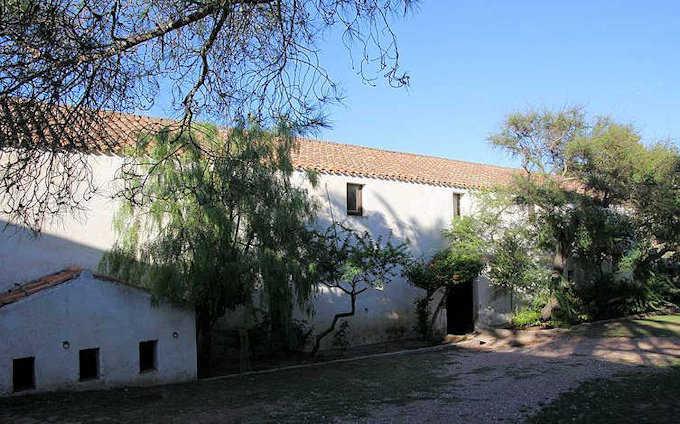 Das Haus von Garibaldi auf Caprera
