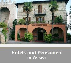 Hotels, Pensionen und B&B in Assisi