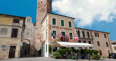 Hotels, Pensionen und B&B in Bassano del Grappa
