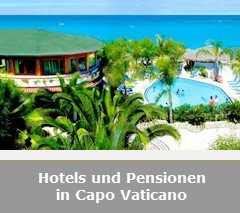 Hotels, Pensionen und B&B in Capo Vaticano