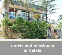Hotels, Pensionen und B&B in Cefalù