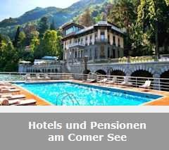 Hotels am Comer See