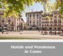 Hotels, Pensionen und B&B in Como