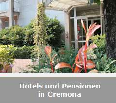Hotels, Pensionen und B&B in Cremona
