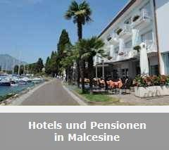 Hotels, Pensionen und B&B in Malcesine