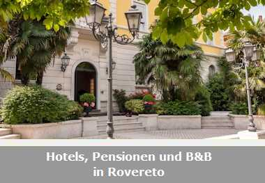 Hotels, Pensionen und B&B in Rovereto
