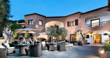 Hotels, Pensionen und B&B in Sardinien