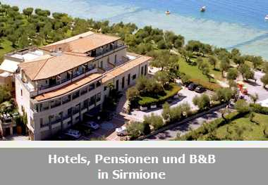 Hotels und Pensionen in Sirmione