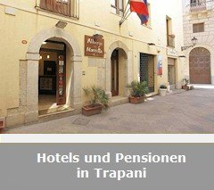 Hotels, Pensionen und B&B in Trapani