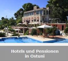 Hotels in Ostuni