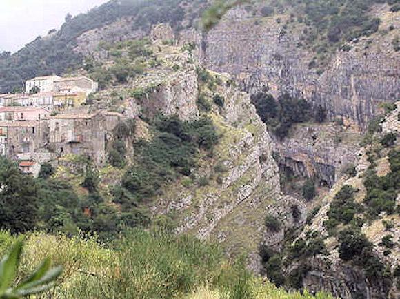 italien tyrrhenische küste