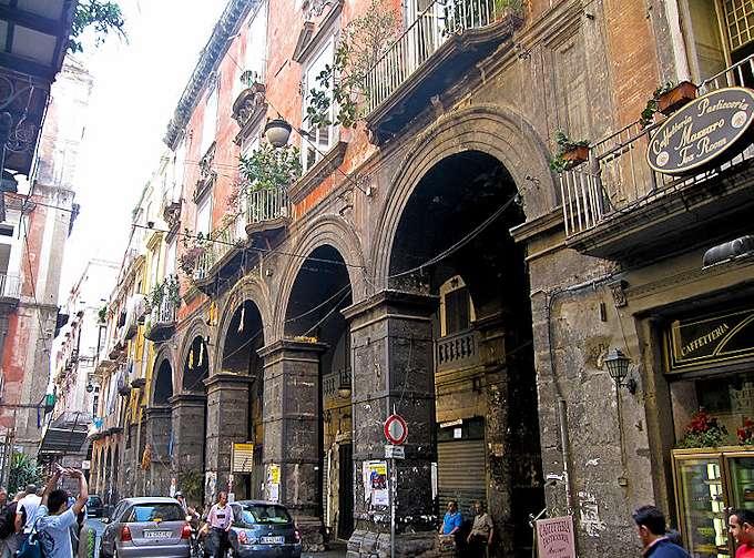 Neapel Napoli