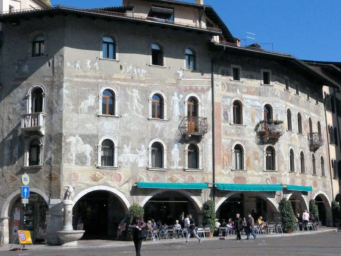 Trient Trento Touristische Informationen
